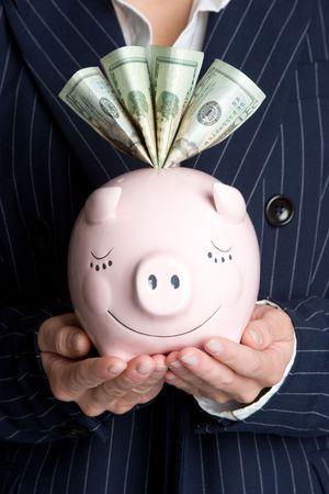 Piggy Bank Stock Photo - 3967739