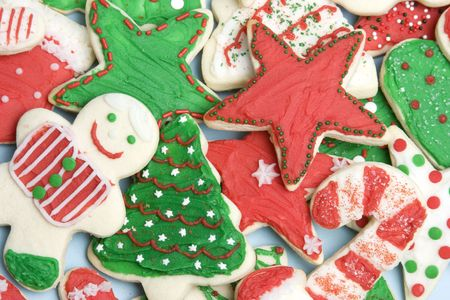 Holiday Cookies Stock Photo - 3999337