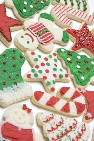 Christmas Cookies Stock Photo - 3999335