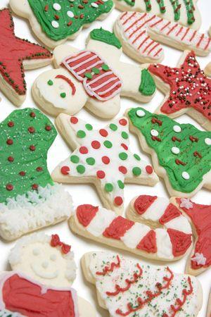 Christmas Cookies Stock Photo - 3999335
