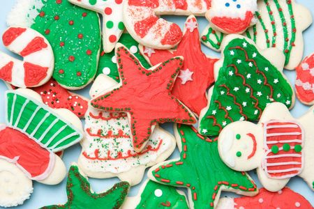 Christmas Cookies Stock Photo - 4041633