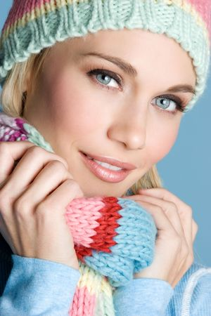 Winter Girl Stock Photo - 4034230
