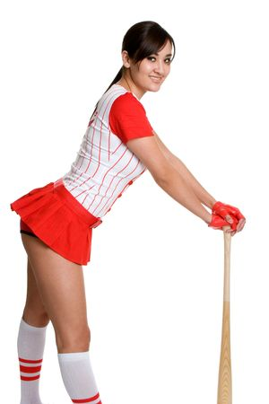 Baseball Player Stock Photo - 4165505