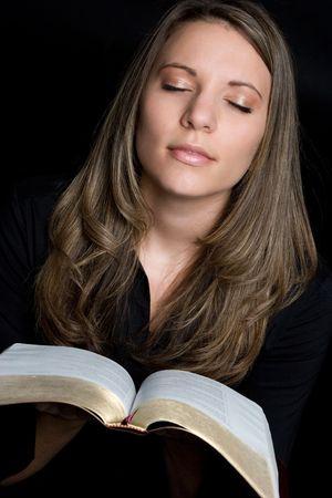 black worship: Praying Woman LANG_EVOIMAGES
