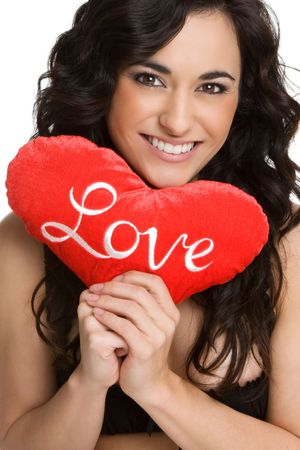 Heart Woman Stock Photo - 4201153