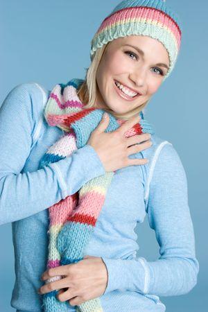 beanies: Feliz Invierno Mujer LANG_EVOIMAGES