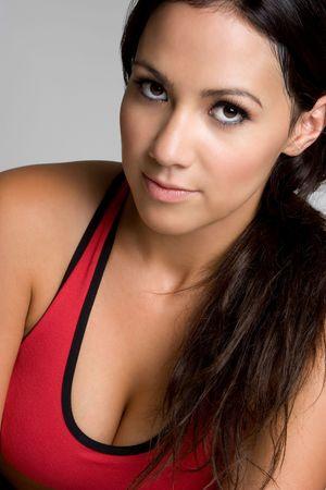 Latina Woman Stock Photo - 4282570