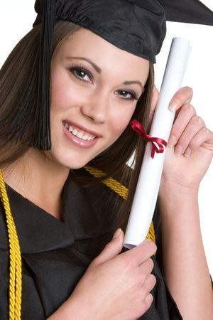 Graduado Foto de archivo - 4282578