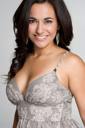 Pretty Woman Stock Photo - 4303491