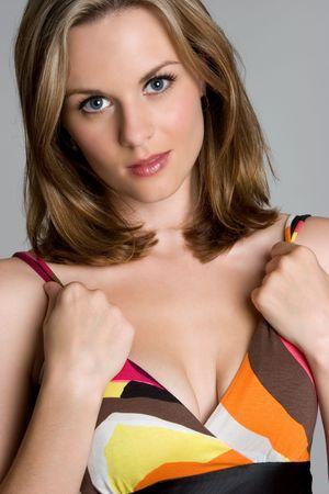 Pretty Model Stock Photo - 4325063