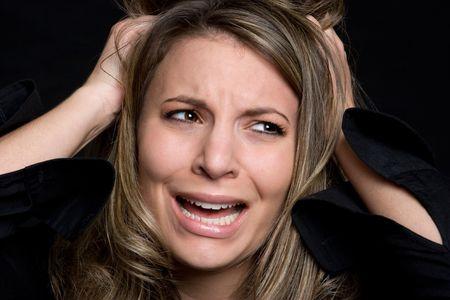 emotional woman: Emotional Woman