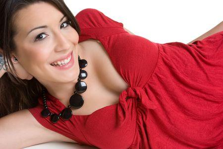 Happy Smiling Woman Stock Photo - 4396964