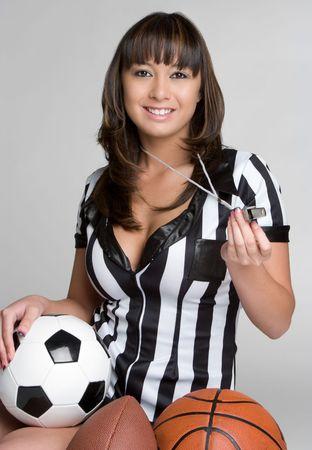 Sports Referee Stock Photo - 4454865