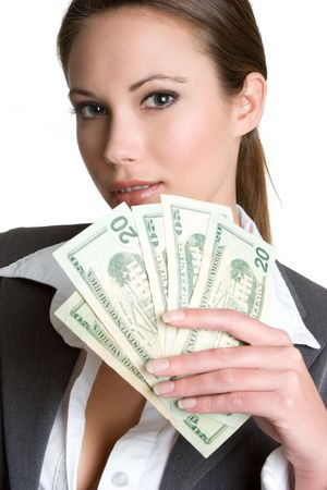 Successful Woman Stock Photo - 4439130