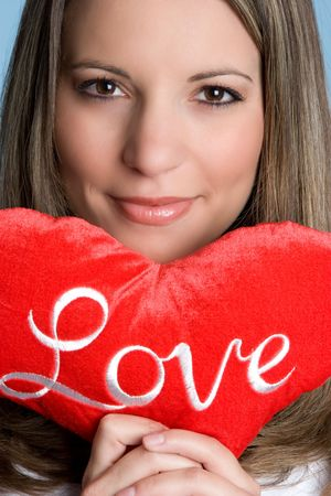 Amore Donna Archivio Fotografico - 4451462