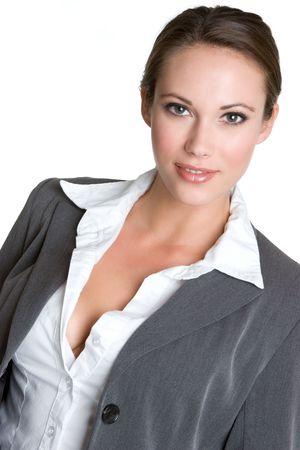 Gorgeous Businesswoman