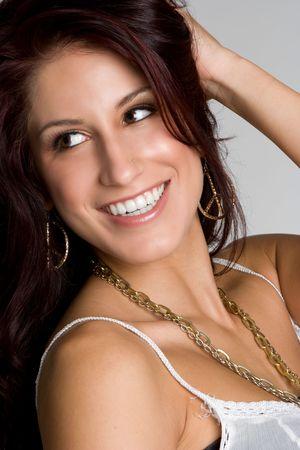 Happy Smiling Girl Stock Photo - 4690210