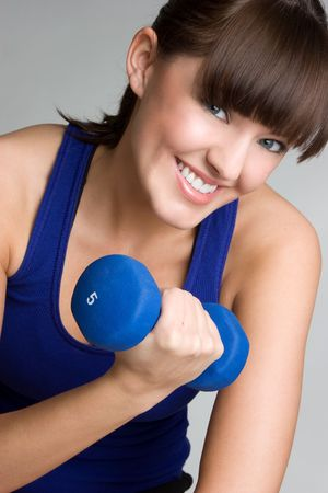 Healthy Fitness Woman Stock Photo - 4530812
