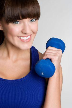Fitness Woman Stock Photo - 4546919