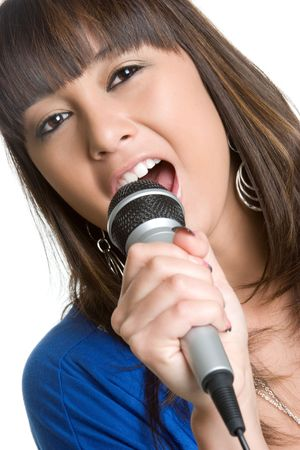 singing girl: Canto Chica LANG_EVOIMAGES