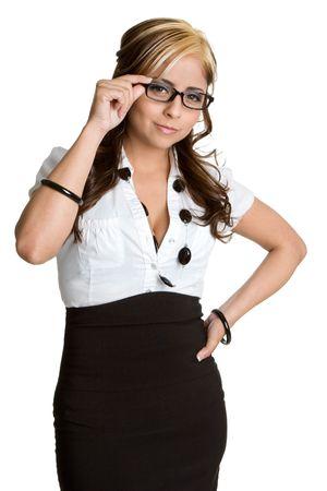 Hispanic Businesswoman photo
