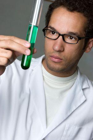 Scientist Stock Photo - 4661624