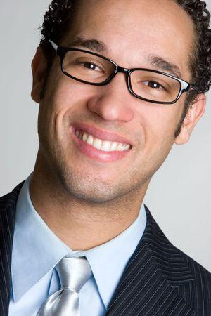 Eyeglasses Man Stock Photo - 4679613