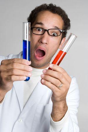 Scientist Zdjęcie Seryjne