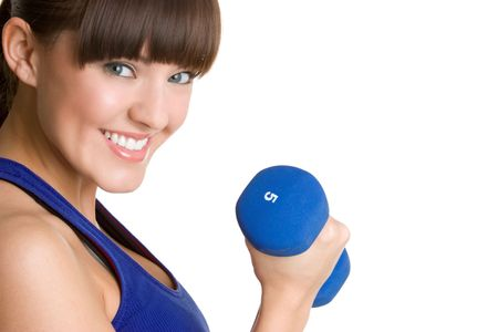 Fitness Woman Stock Photo - 4746864