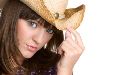 Country Girl Stock Photo - 4779962