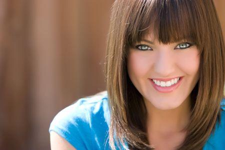 Smiling Girl Stock Photo - 4918229