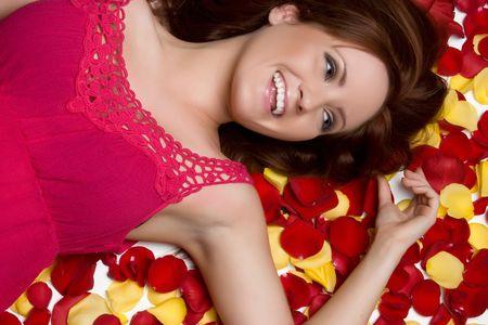 Romantic Girl Stock Photo - 4925969