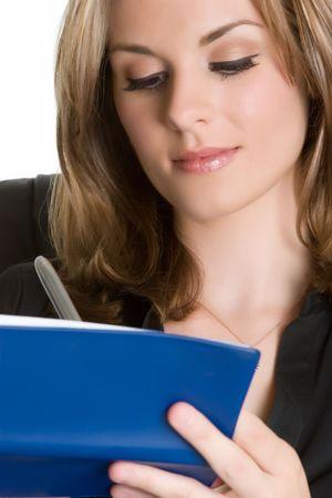 checkbook: Escribir cheques mujer
