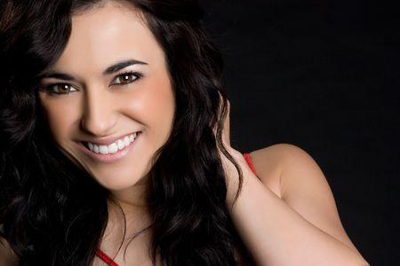 Smiling Woman Stock Photo - 4946490