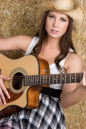 country music: Country Music Girl LANG_EVOIMAGES