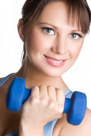 Workout Girl Stock Photo - 4970102