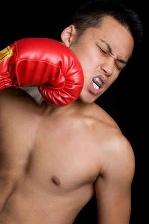 Asian Boxer Stock Photo - 5020815