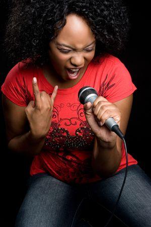 rockstars: Girl Rocking Out
