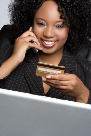 Technology Woman Stock Photo - 5086958
