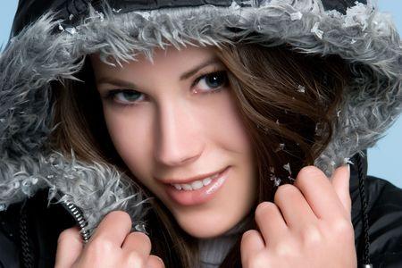 Winter Woman Stock Photo - 5111566