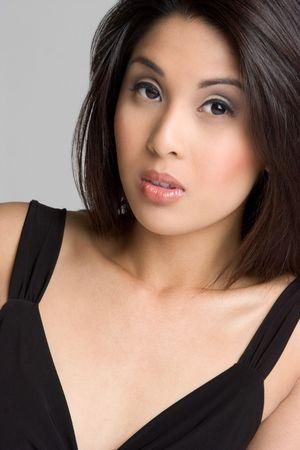 Asian Model photo