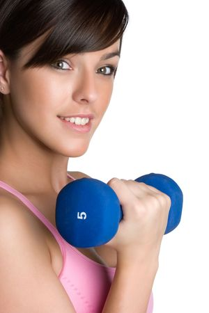 Teen Working Out Stock Photo - 5159550