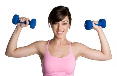 Workout Girl Stock Photo - 5218609
