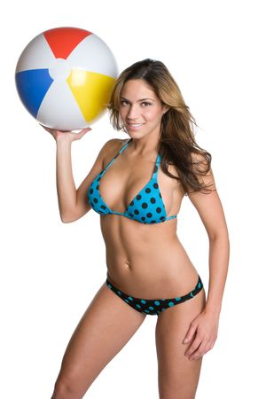 bathingsuits: Beach Ball Woman LANG_EVOIMAGES