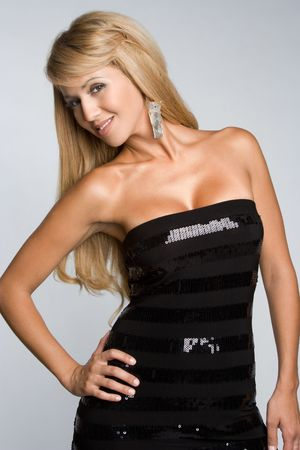 Beautiful Latin Woman Stock Photo - 5372634