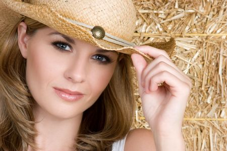 up country: Pretty Country Woman