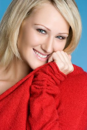Cute Winter Girl Stock Photo - 5494598