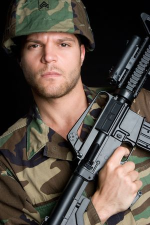 camos: Army Guy