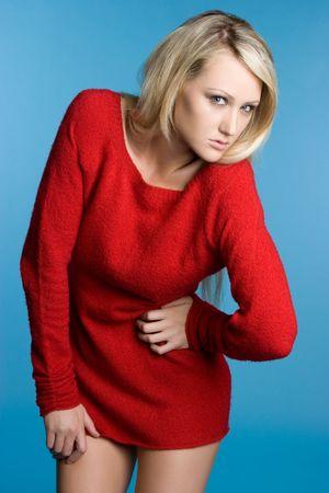 Winter Sweater Woman