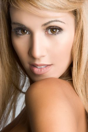 Beautiful Latin Girl Stock Photo - 5518783